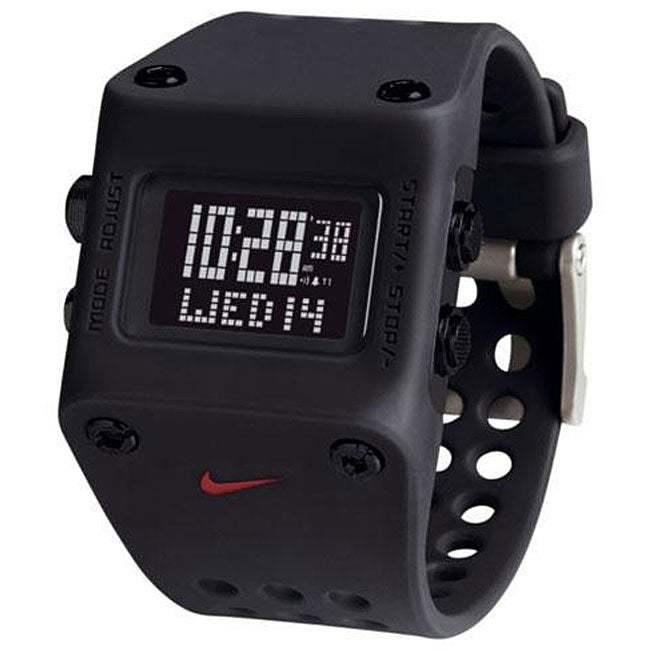 nike chisel men s black digital sport watch shipping today nike chisel men s black digital sport watch