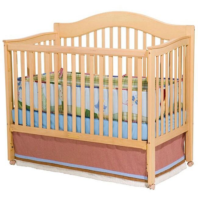 Shop Jasmine 5-in-1 Natural Crib