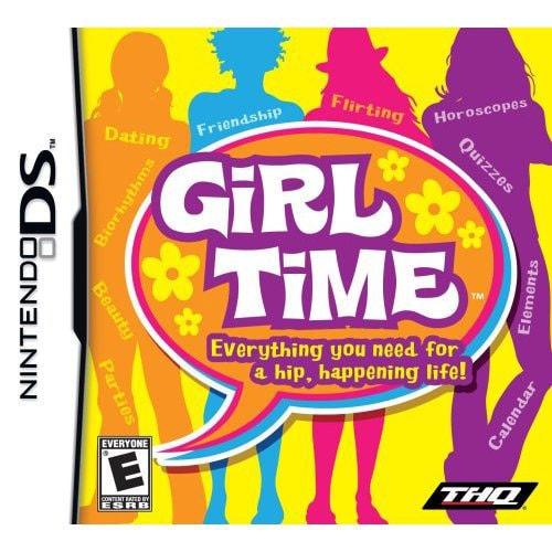 NinDS - Girl Time