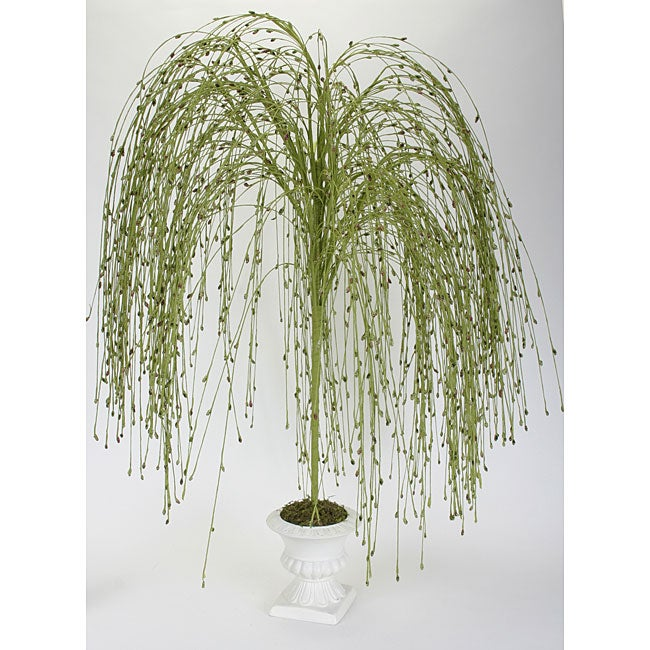 Faux Weeping Willow Tree With Berries