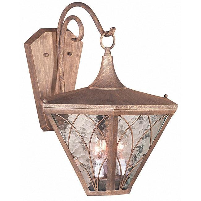 Atwood 3-light Wall Lantern