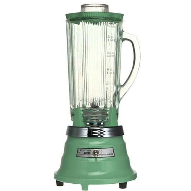 Waring Pbb212 Retro Green Professional Bar Blender Free