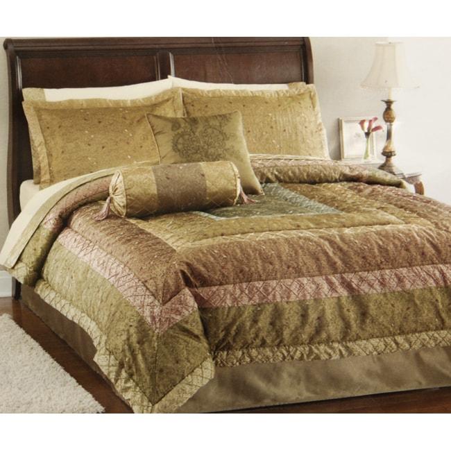 Pandora's Dream 8-piece Comforter Set