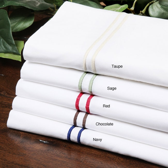 Hotel Collection 200 Thread Count King-size Double Sateen Italian Sheet Set