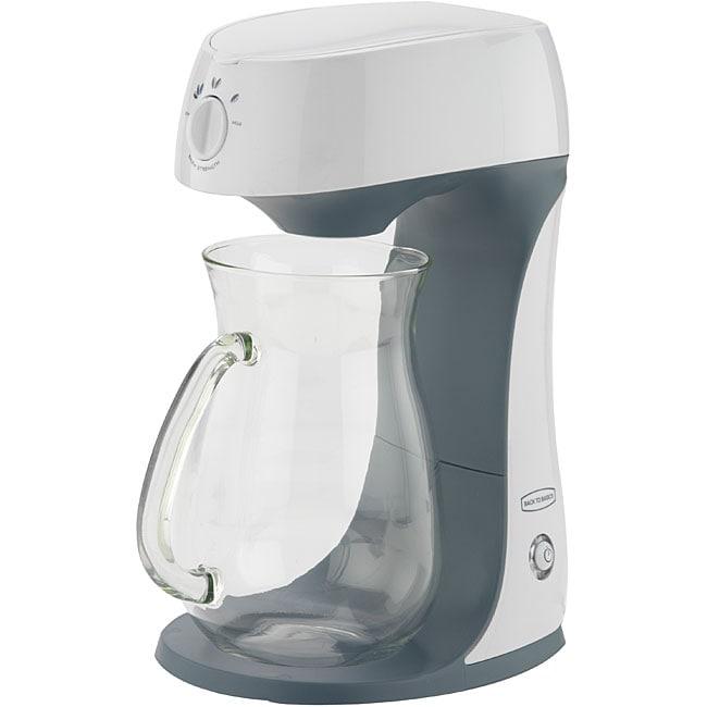 Meat Grinder For Sale >> Back to Basics 2.5-quart Glass Pitcher Tea Maker - Free ...