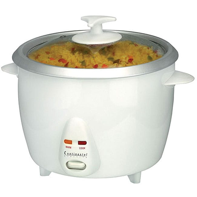 Continental 3-cup Rice Cooker - Thumbnail 0