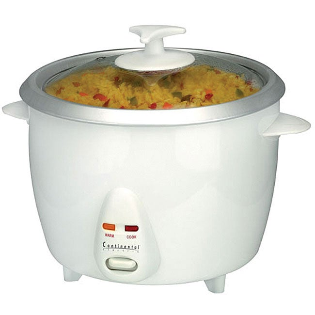 Continental 3-cup Rice Cooker