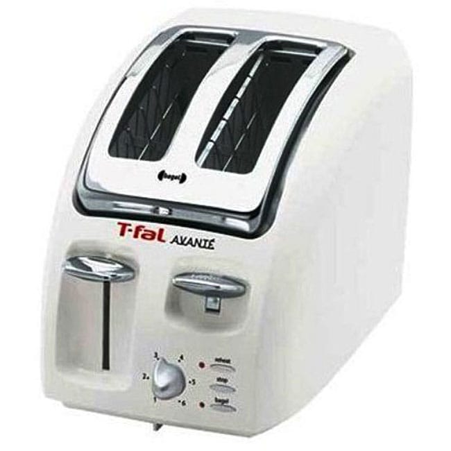 4 Slice Toaster Black T-Fal Avante Classic White Two-slice Toaster - Free ...