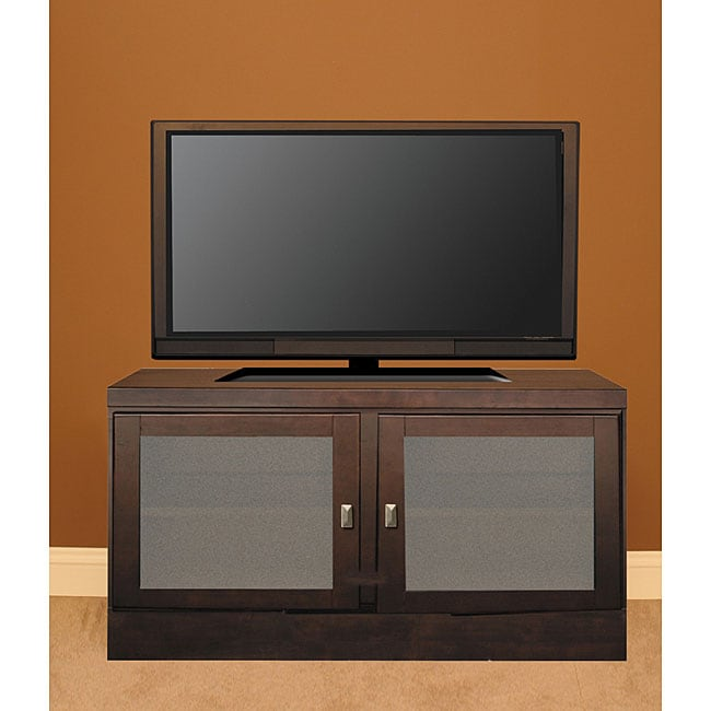 CustomHouse Cabinetry 48-inch Mocha TV Console