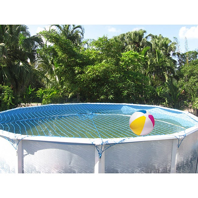 Water Warden 30-foot Above Ground Pool Safety Net