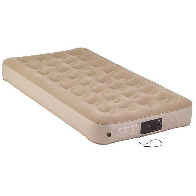 Shop Coleman Twin Size Quickbed Air Bed With Built In Mp3