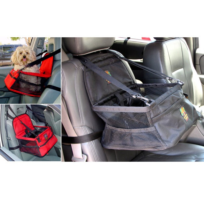 pet lookout car booster seat free shipping on orders over 45 11957775. Black Bedroom Furniture Sets. Home Design Ideas