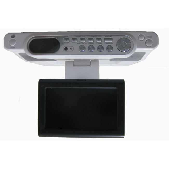 Gpx Cld8886dsb Under Cabinet 8 1 Inch Lcd Tv Dvd