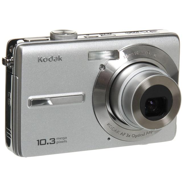 Kodak EasyShare MX1063 10 3MP Silver Digital Camera (Refurbished)