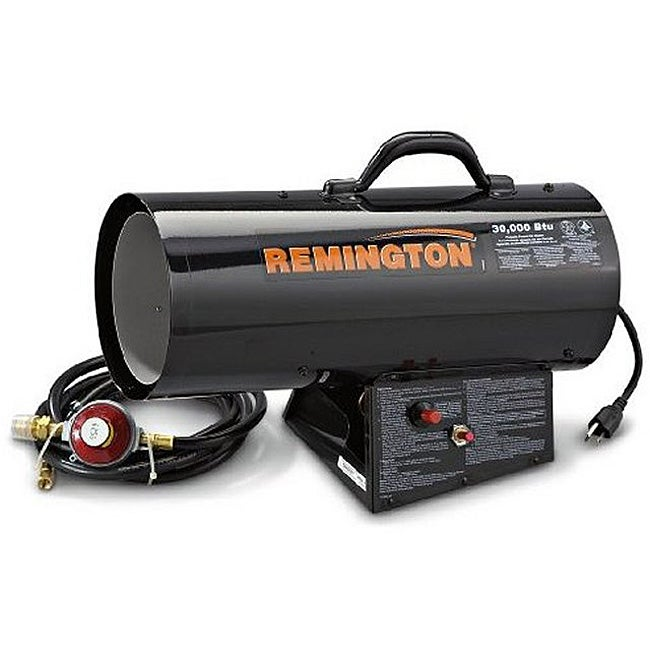 Remington 3000 Btu Propane Heater Free Shipping Today