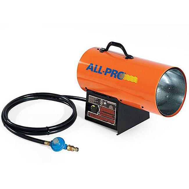 Comfort Glow Propane Heater All-Pro 40,000-BTU Propane Forced-air Heater - Free ...