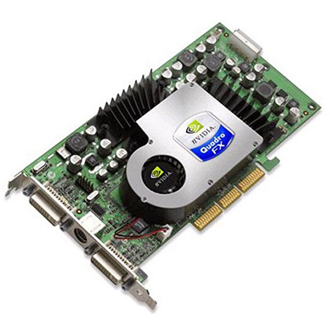 HP 329259-001 128 MB Quadro 8x DDR II Video Card (Refurbished)