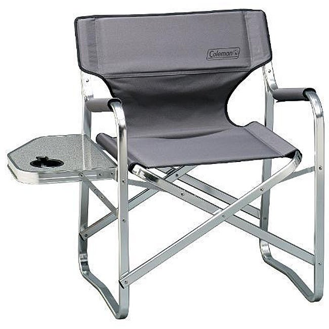 Coleman Deck Chair With Table Free Shipping Today