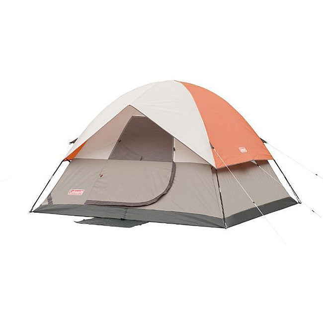 Shop Coleman Sundome 5 Person Tent 10 X 10 Free