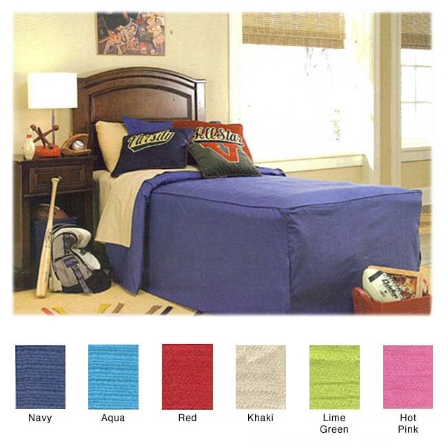 Rib Cord Bedspread Set