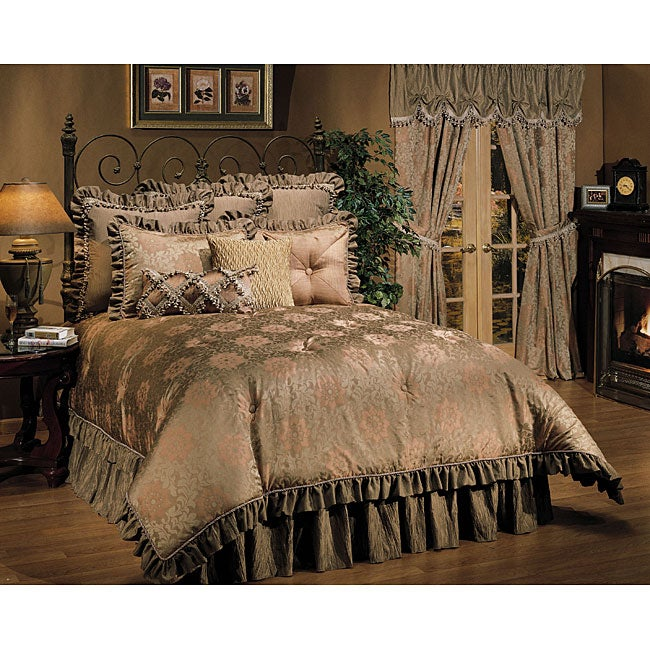 Jessica McClintock Juliet 4-piece Comforter Set