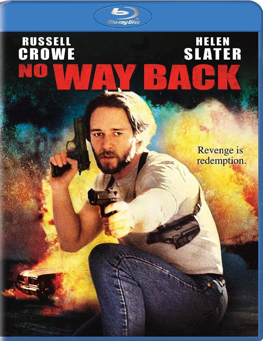 No Way Back (Blu-ray Disc)