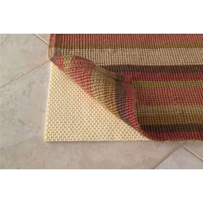 Con-Tact Brand Eco-Preserver Non-slip Rug Pad (2' x 8') - Natural - 2' x 8'