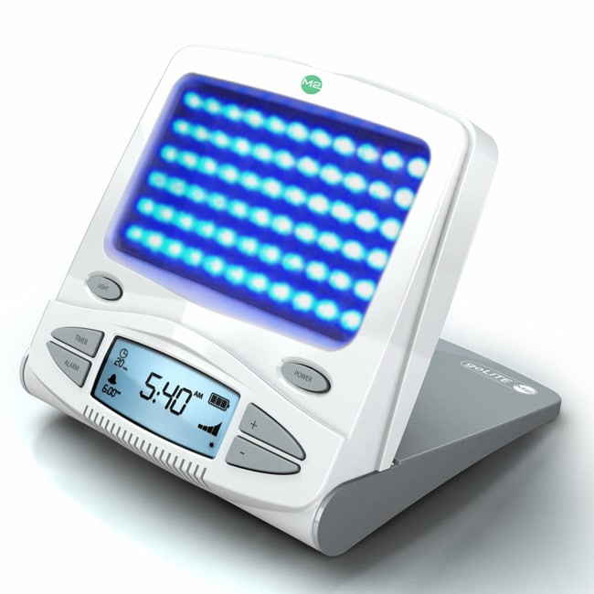 philips apollo golite m2 light therapy device free shipping today. Black Bedroom Furniture Sets. Home Design Ideas
