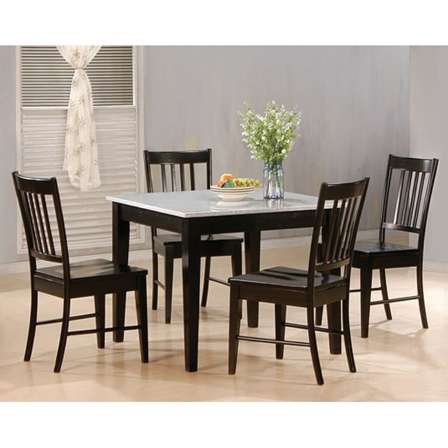 eden 5-piece dining room set - free shipping today - overstock