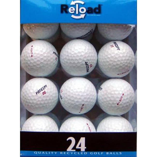 Precept Lady Diamond Golf Balls (Pack of 48)