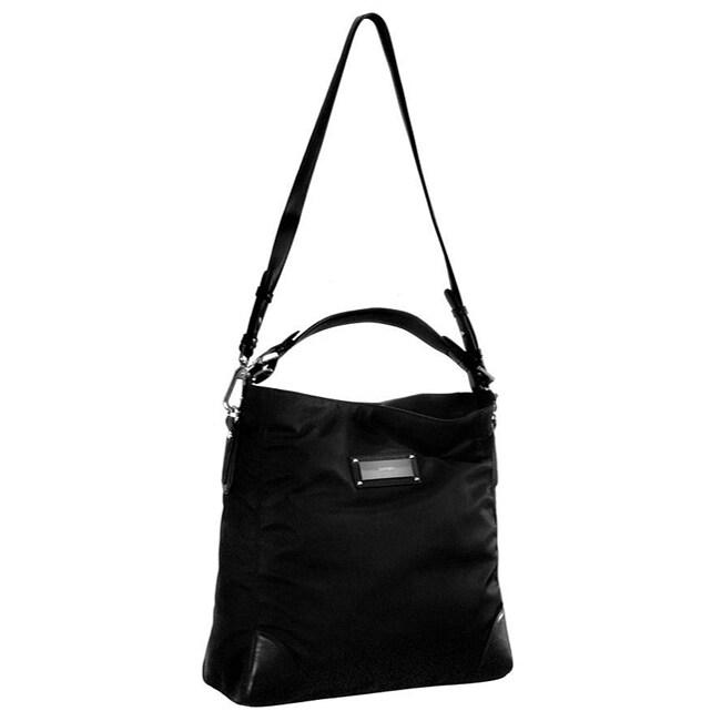 2a0764a156d Shop Calvin Klein Black Nylon Tote Bag - Free Shipping Today ...