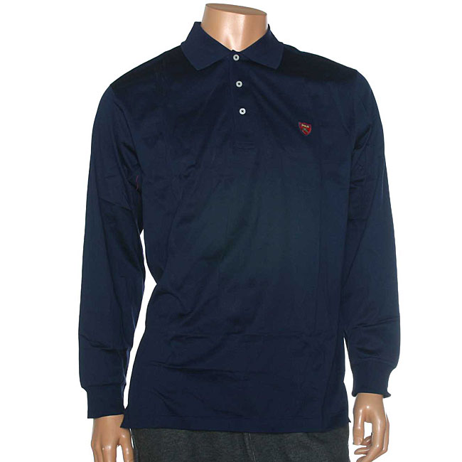 Ralph Lauren Polo Golf Men 39 S Long Sleeve Polo Shirt Free