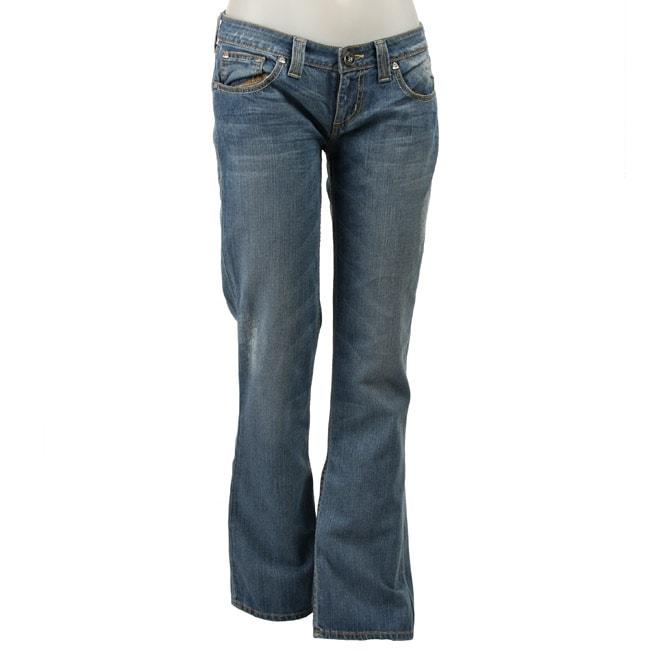 FINAL SALE Privacywear Women's 'Danielle' Bootcut Jeans