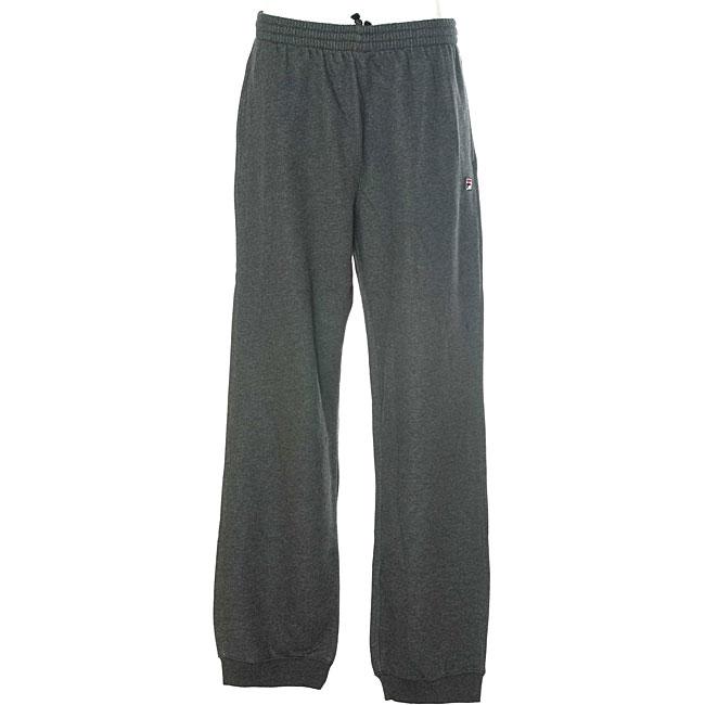 FILA Men's Sweatpants with Drawstring Waist
