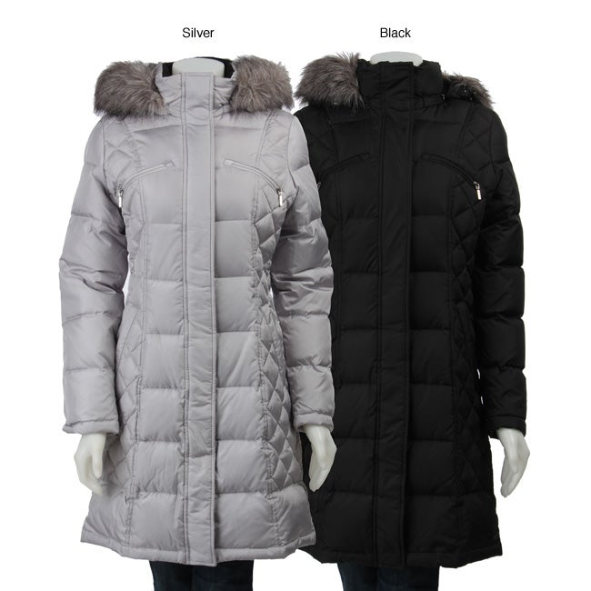 Calvin Klein Performance Women S Quilted Coat Free