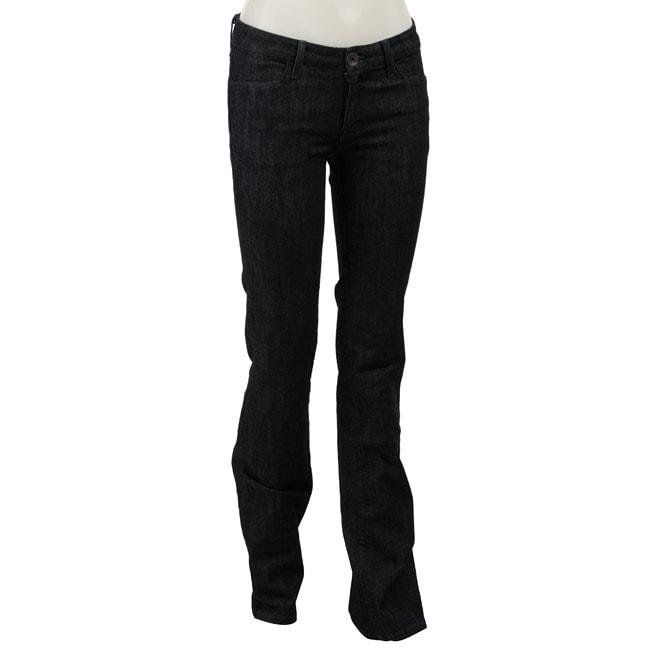 Kasil Women's 'Broadway' Dark Wash Jeans