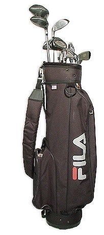 36cdab6b4a47 Shop Fila  Volt  Complete Club Set (MRH) with Golf Bag - Free Shipping  Today - Overstock - 2045
