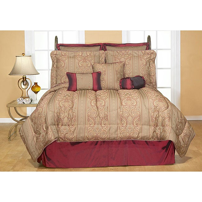 Trenton 9-piece Comforter Set
