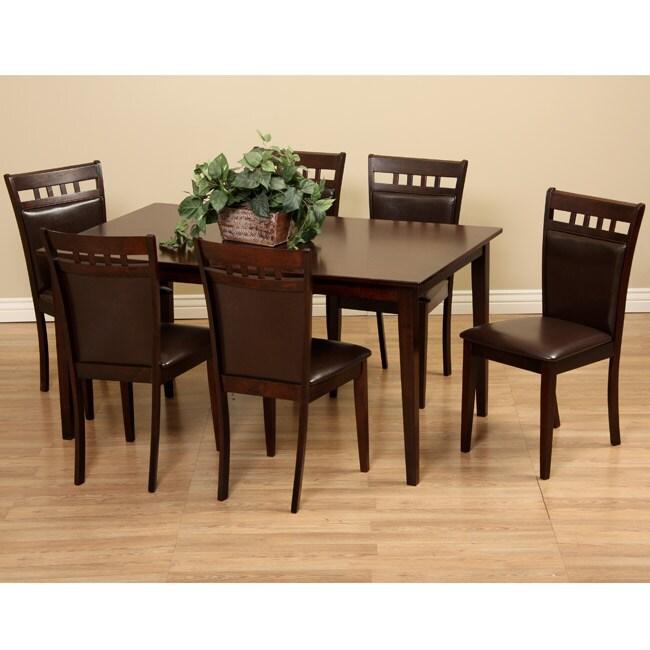 Good Shirlyn 7 Piece Dining Room Set