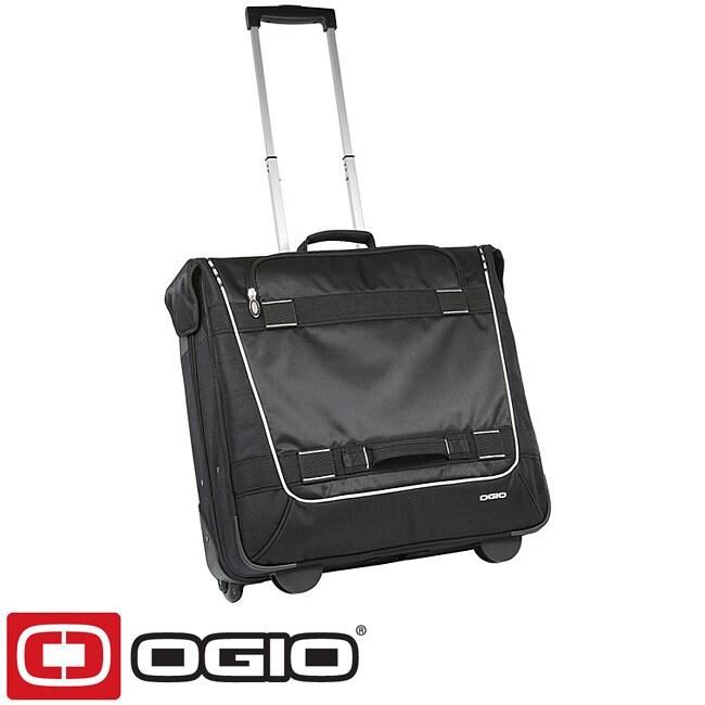Shop Ogio Black Transporter Garment Bag Free Shipping