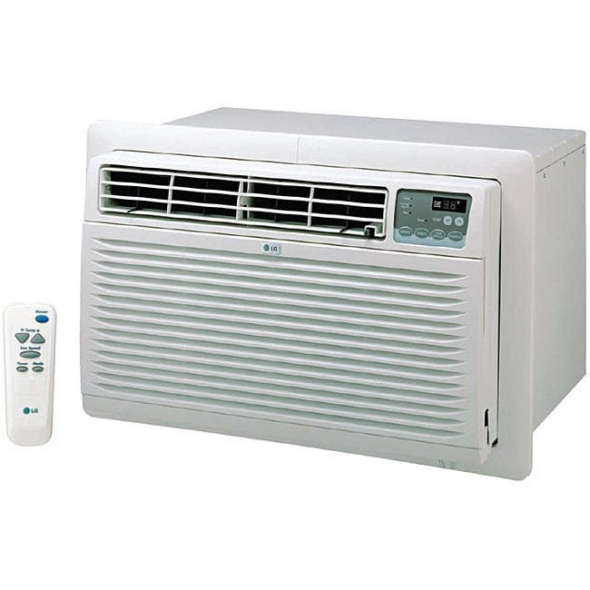 Lg 11 500 btu through wall air conditioner refurbished for 18000 btu ac heater window unit