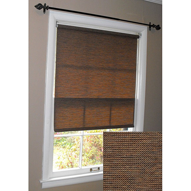 Arlo Blinds Bantu Woven Roller Shade (66 in. x 72 in.)