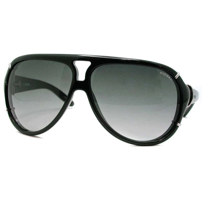 Diesel 0085/S 0D28 Black Unisex Sunglasses