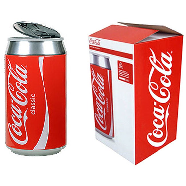 Coca Cola Recycle Bin Free Shipping Today Overstock