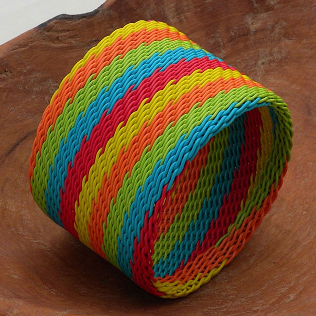 Telephone Wire Multicolor Bracelet (South Africa)