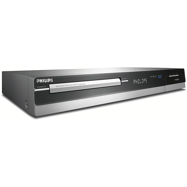 Philips DVDR3575H 1080p 160GB HDD DVD Recorder (Refurbished)