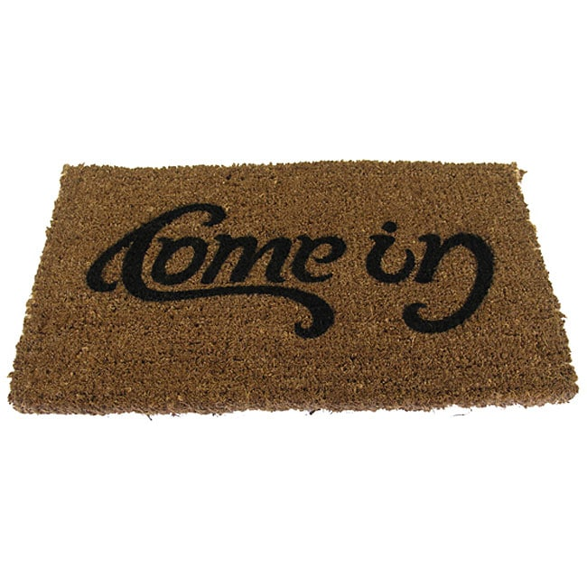 39 Come In Go Away 39 Doormat 1 39 4 X 2 39 3 Free Shipping On