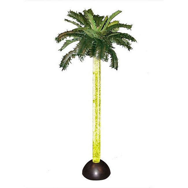Shop Palm Tree Bubble Lamp Free Shipping Today
