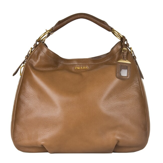 1d854ef47041 inexpensive prada cuoio cervo antik leather shopping tote bag bn1933 1ad09  d6972; shopping prada x27cervo antikx27 hobo bag 51068 d8b46