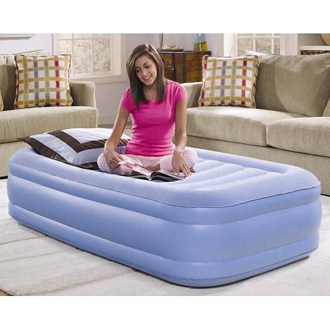 Beautyrest fort Express Raised Pillow Top Air Bed